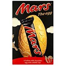 Mars Medium Egg