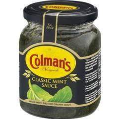 Colmans Mint Sauce - 165g