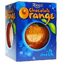 Terrys milk chocolate Orange - Christmas item