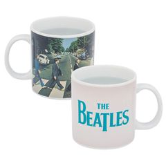 Beatles Heat Reactive Ceramic Mug