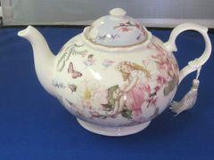 Fairy Teapot 6 cup Gift Box