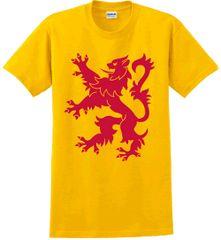 Scottish Lion Tee