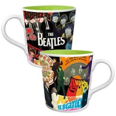 The Beatles Ceramic Coffee Mug