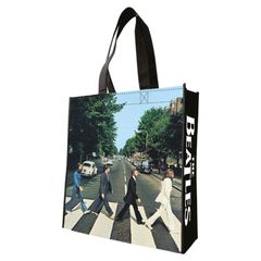Beatles Abbey Road Shopping Bag