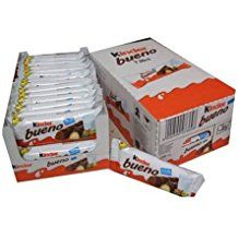 Kinder Bueno 2 bar