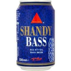Bass Shandy - temporarily unavailable