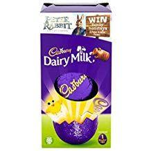 Cadbury Dairy Milk small egg