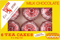 Tunnocks Tea Cakes