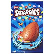 Nestle Smarties Egg