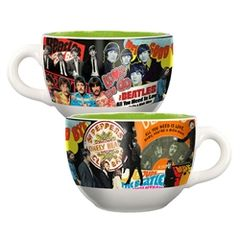 Beatles Soup, Cereal, Tea or Salad Mug