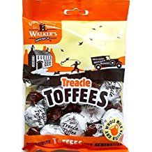 Walkers Treacle Toffees