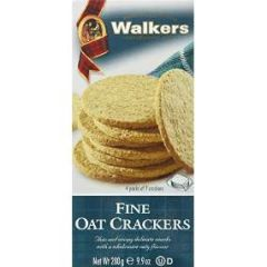 Walkers Fine Oat Crackers - temporarily unavailable