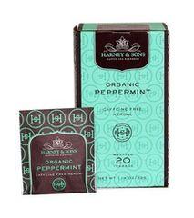 Organic peppemint - 20 bags