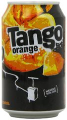Tango Orange Soda Can - 330ml - temp out of stock