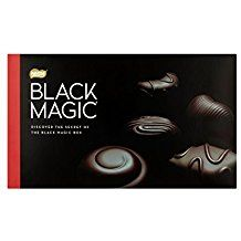 BLACK MAGIC -