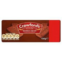 Bourbon Creams (Crawfords or Bolands)
