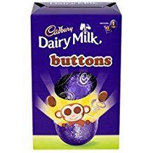 Cadbury Buttons Egg
