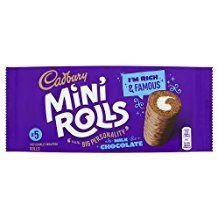 Cadbury Mini Rolls (5)