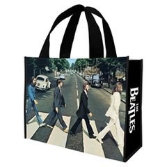 BEATLES ABBEY ROAD TOTE BAGS