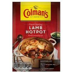 Colman's Lamb Hotpot