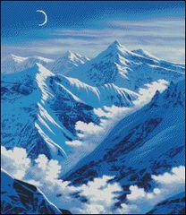Above a Blue World
