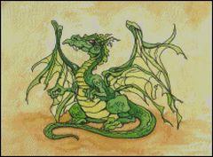 Small Green Dragon