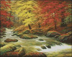 Autumn in Boulder Creek