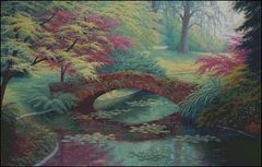 The Red Stone Bridge