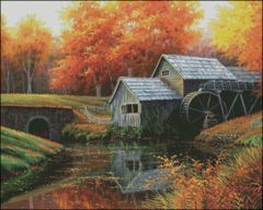 Old Mill in October
