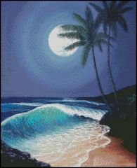 Hawaii Moon