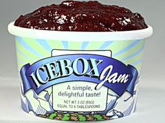 Apple Blackberry Freezer Jam