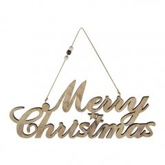 Merry Christmas Hanger