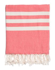 Soft Turkish Towel Coral
