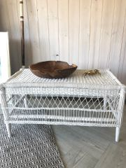 Malawi Cane Coffee Table/Bench