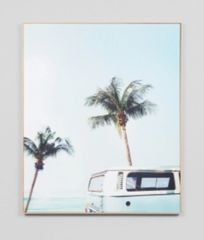 Surf Trip Canvas w/ Frame