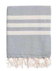 Soft Turkish Towel Grey