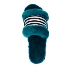 Wrenlette Sheepskin Slipper Teal