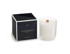 Sohum Eco Candle- Cedarwick Leatherwood