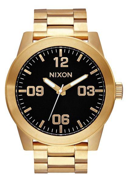 Nixon Corporal SS 'All Gold / Black'