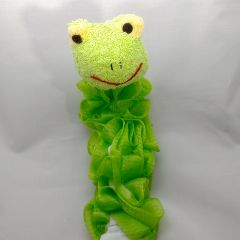 Children's Frog Loofah
