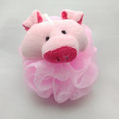 Children's Piggy Loofah