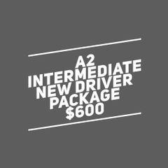 A2. Adult Intermediate Package