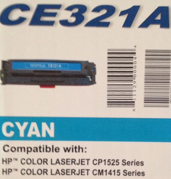 HP CE321A Cyan