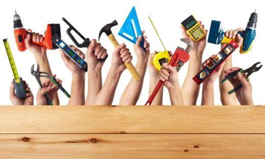 8 hrs of handyman service