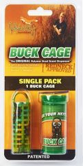 Buck Cage Camo Green Single
