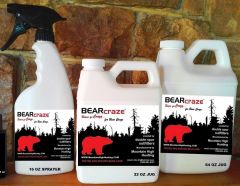 BEAR CRAZE - Super Concentrate/Non-Toxic Larger Sizes...arrow down to pick your size