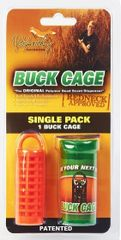 Buck Cage Hunter Orange Single