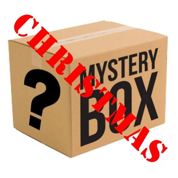 Christmas Mystery Box 5 discs for $55