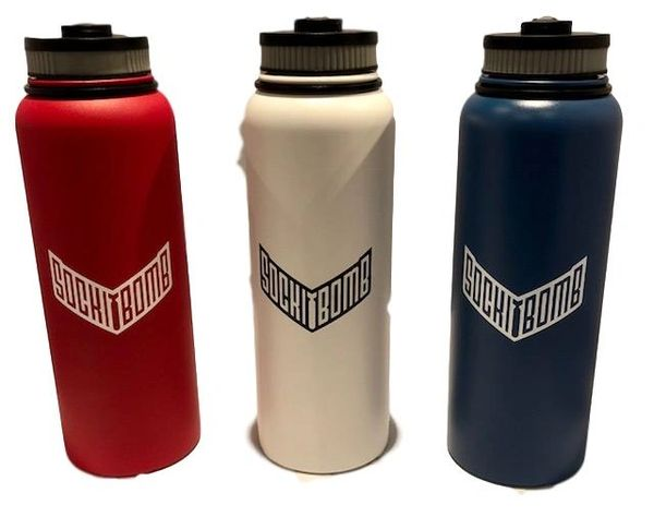 SockiBomb Water Bottle