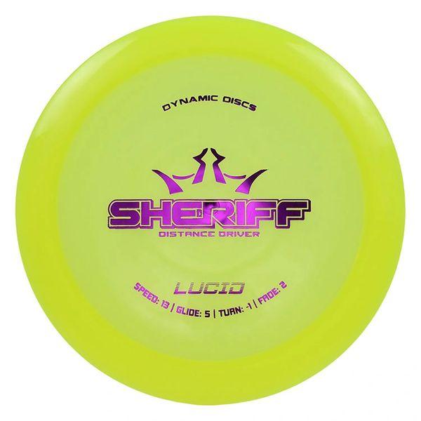 Sheriff - Lucid